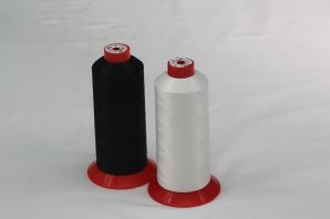 Blind Hemming Thread 20,000m - WHITE/BLACK
